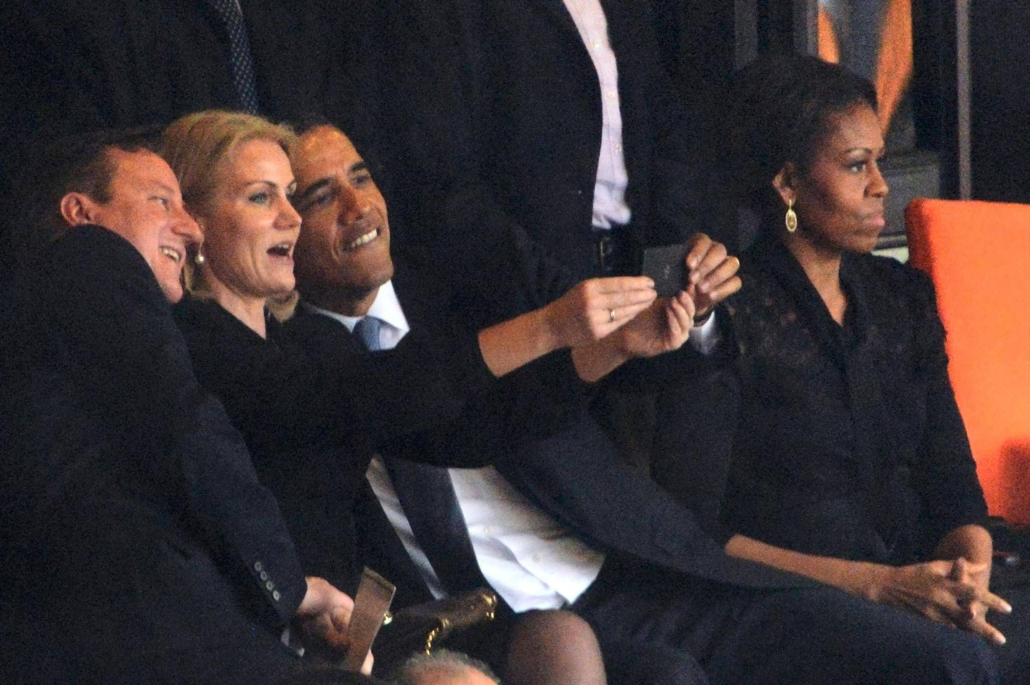Russell Smith: Selfies blur the line between high-art and social