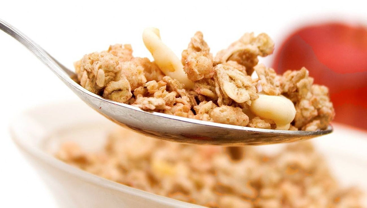 Many people associate fibre with breakfast cereals, but you can get it in all kinds of food.