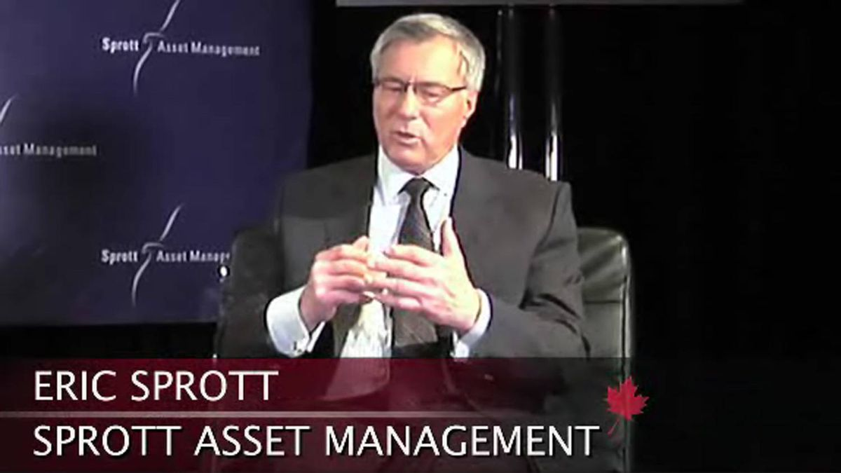 Eric Sprott, Sprott Asset Management