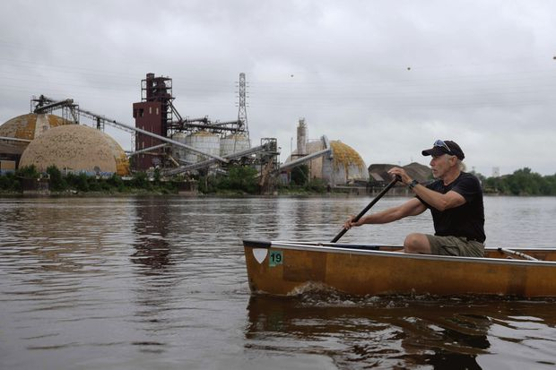 Big river, deep trouble: Can the Mighty Mississippi's crisis