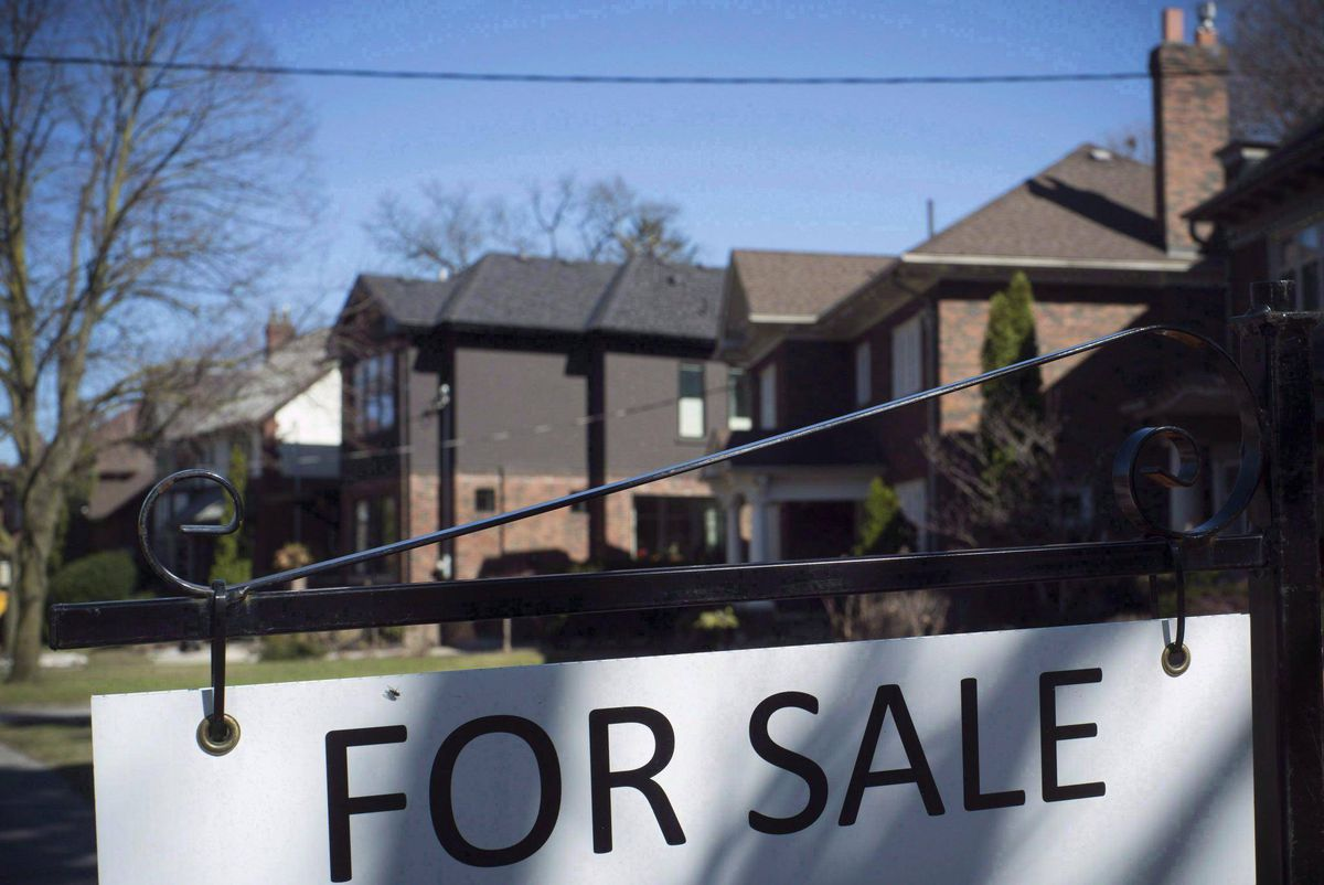 This Indicator Will Signal Big Problems Ahead for Canada's Housing Market