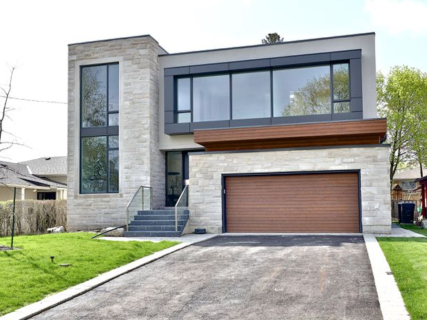 Hard-nosed negotiations result in sale of modern infill home