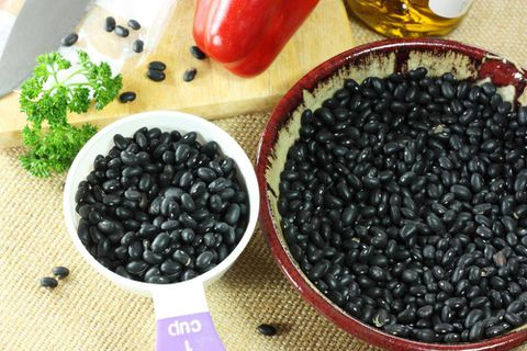 Recipe: Flavour-packed black bean soup