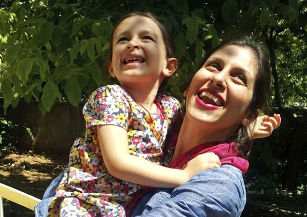 Too Late, Too Late: Iran Should Permanently Release Nazanin Zaghari-Ratcilffe