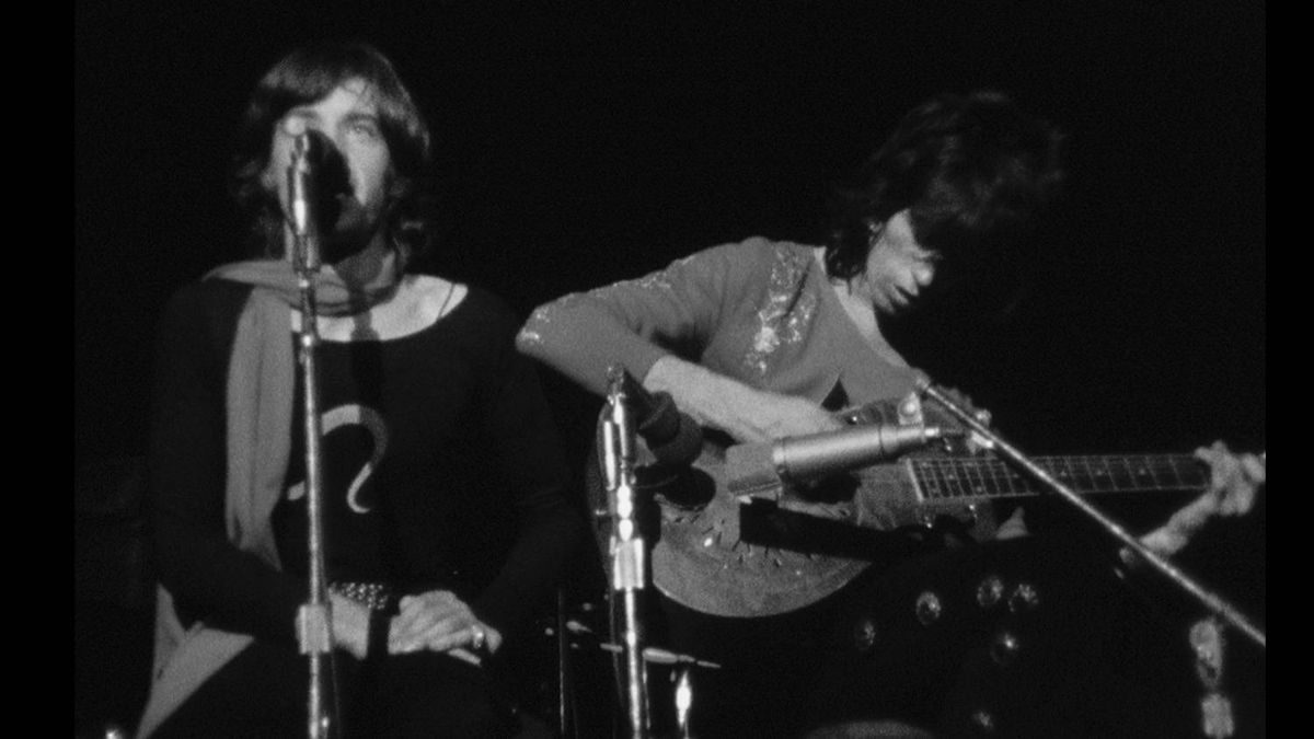 In 1969, the Rolling Stones got their ya-ya's out in a performance at Madison Square Garden in New York.