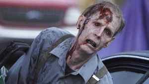 """A familiar scene from """"The Walking Dead"""""""