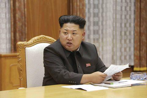 North Korean leader dismisses top officials after standoff with South Korea eases