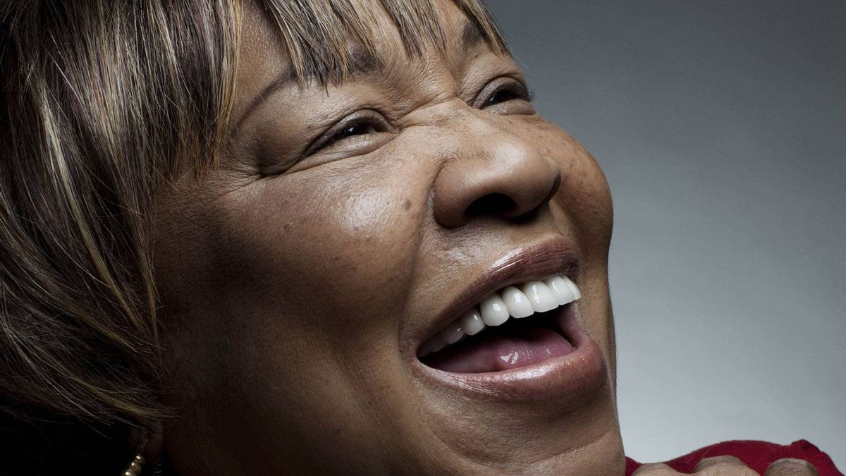 Mavis Staples plays the Chan Centre for The Performing Arts on Sunday in Vancouver.