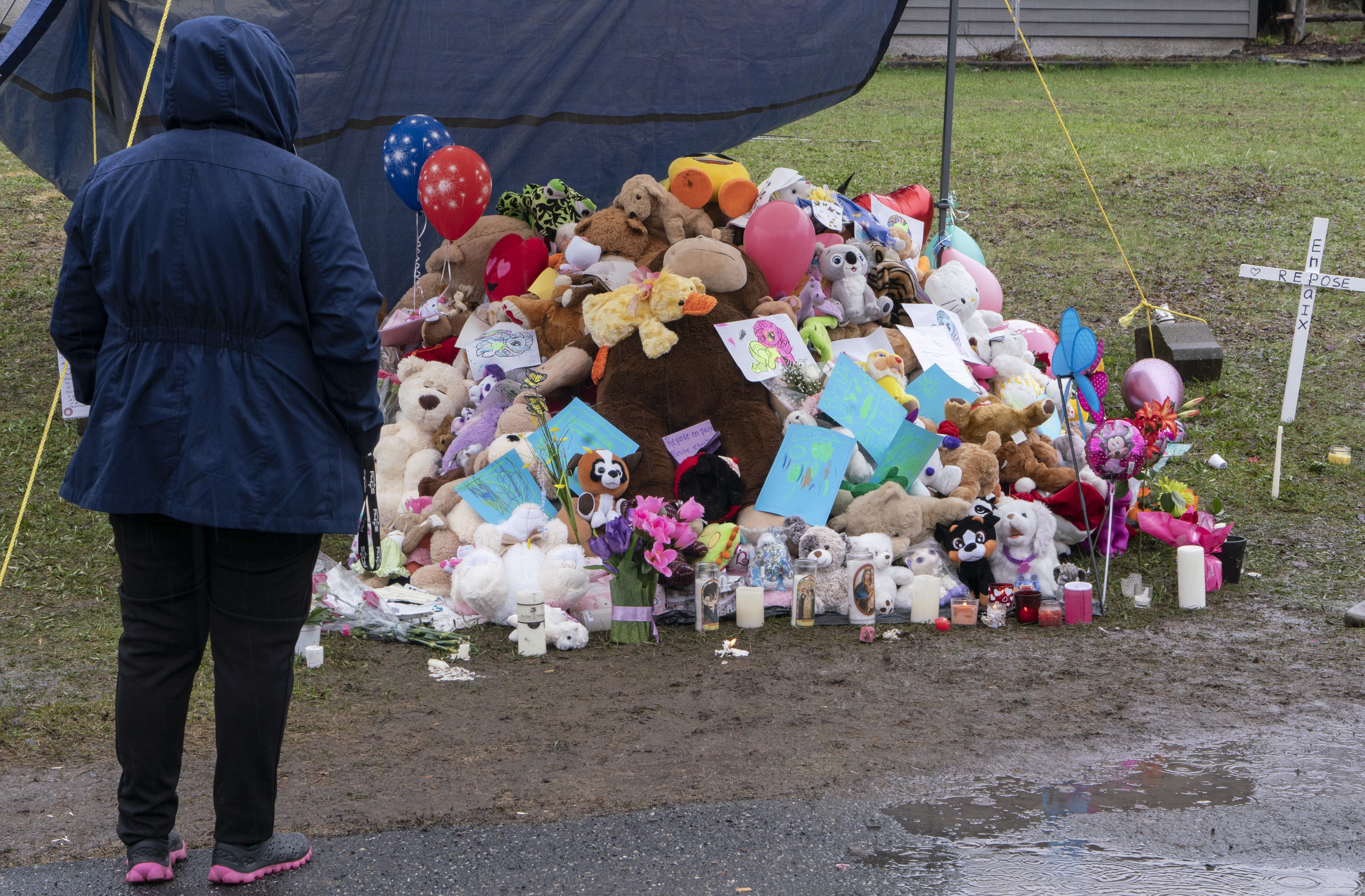 Case of Quebec couple charged in seven-year-old girl's death put off until June