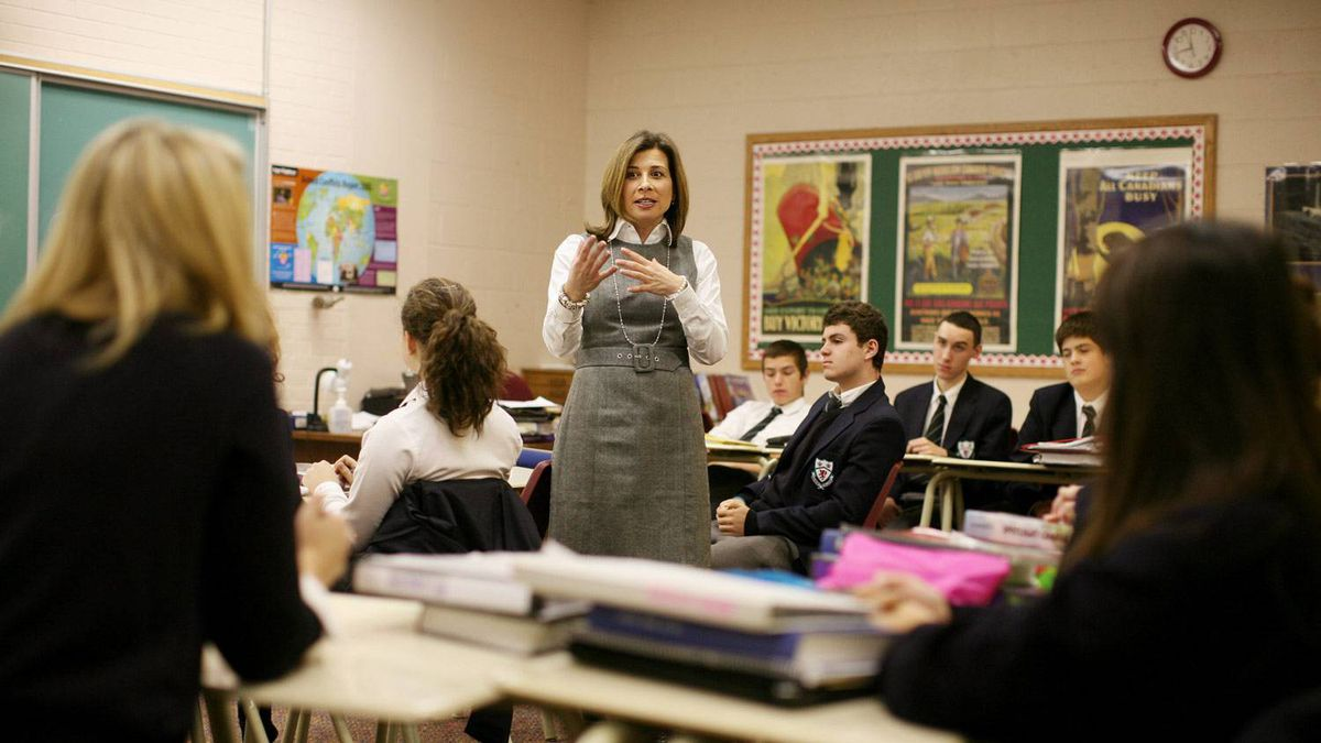 """ALYSSA NOVICK: Private school teacher. Separated. Two teens. """"Monday nights, ironically, I have to leave the house at 6 p.m. for a stress reduction workshop. I weigh my choices: Will it be more or less stressful to run out of the house at supper time, with homework not done? I decide to go. """""""