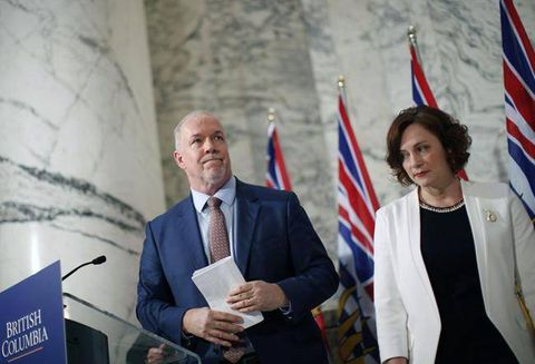 British Columbia Utilities Commission rejects NDP proposal to freeze hydro rates