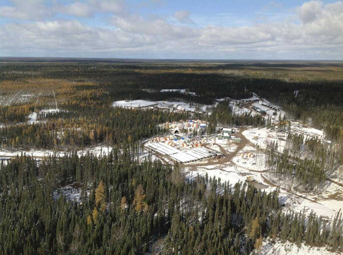 Reuters/Ontario Ministry of Northern Development and Mines