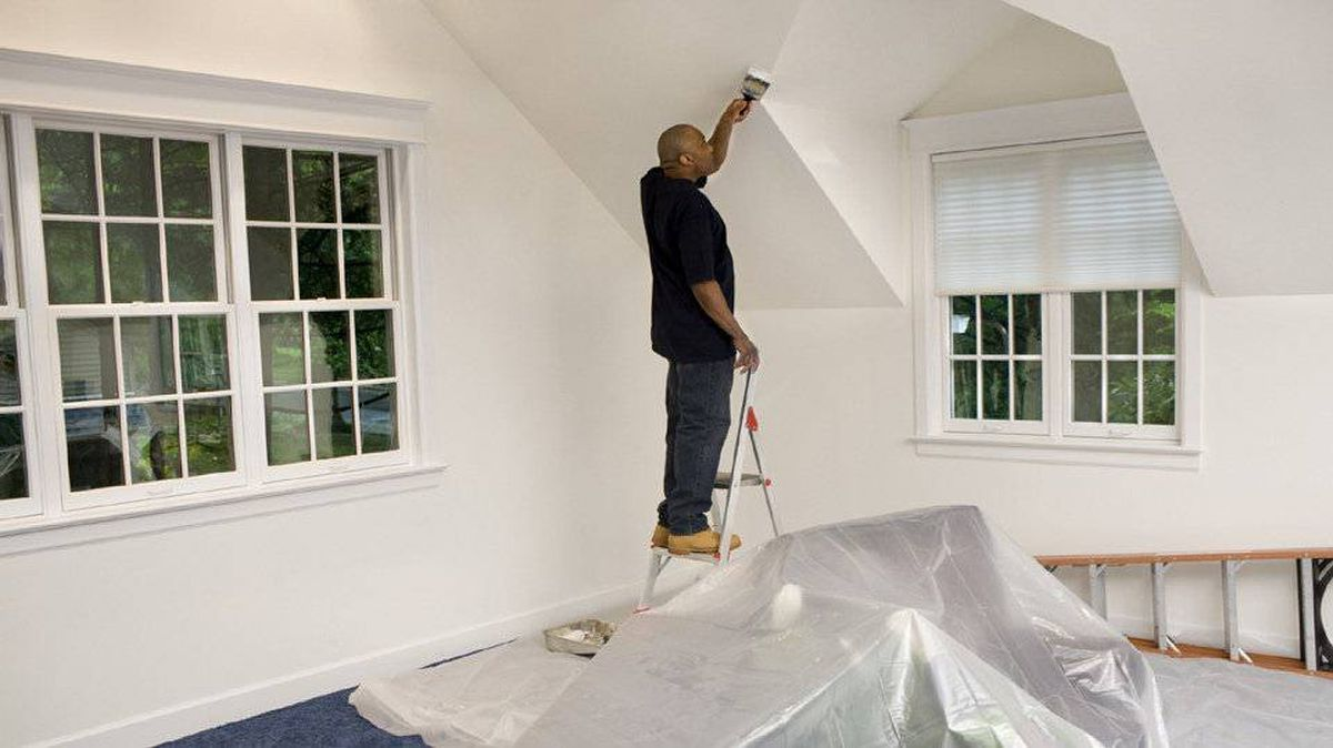 What Is The Best Way To Cover Up A Popcorn Ceiling