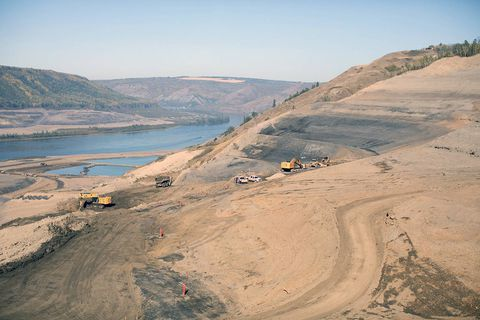 Decision time for John Horgan on Site C dam