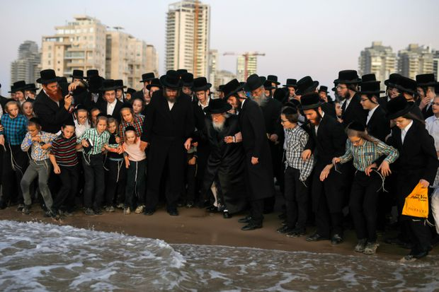 The relationship between Yom Kippur and anti-Semitism
