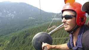 William (Jon) Orders, the pilot involved in Saturday's tragic hang-gliding accident near Agassiz, B.C.