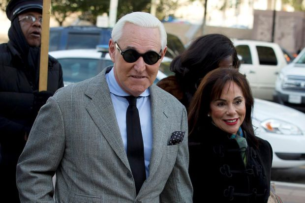 Jury begins deliberating in trial of long-time Trump adviser Roger Stone