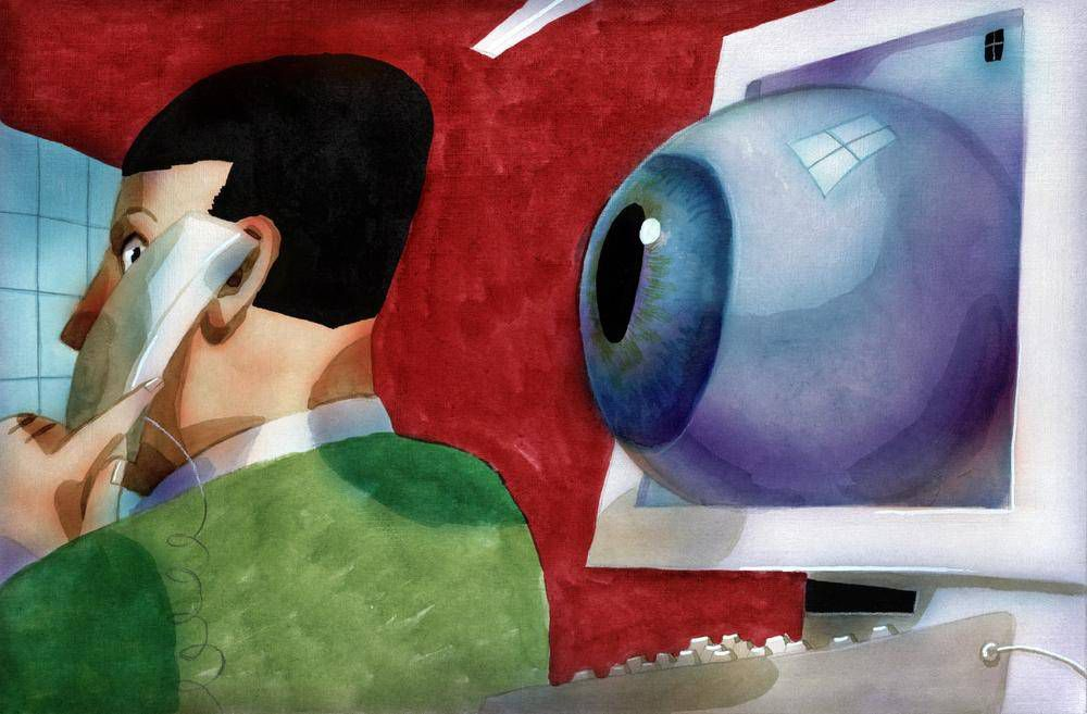 Hey, CEOs, social media is watching you