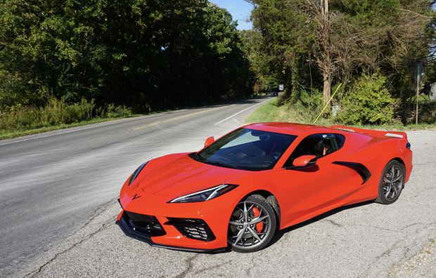First impression: The new mid-engine Corvette has what it takes to surpass the redesigned Porsche 911