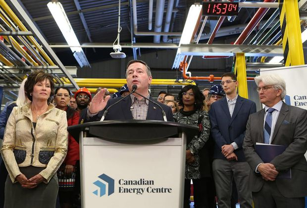Based software giant looking into logo used by Alberta's energy war room