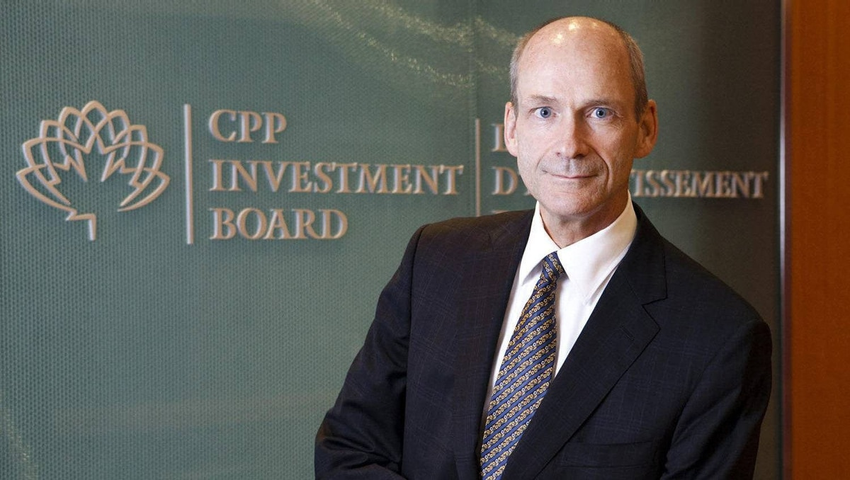 Canadian Pension Plan Investment Board (CPPIB) CEO David Denison poses in Toronto in this picture taken August 5, 2010.