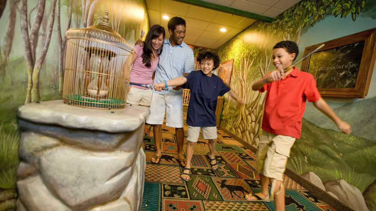 MagiQuest video game comes to Great Wolf Lodge in Niagara Falls, Ont.