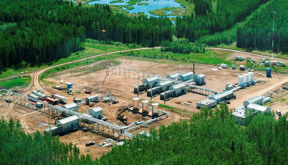 Largest Producer Of Natural Gas In Canada