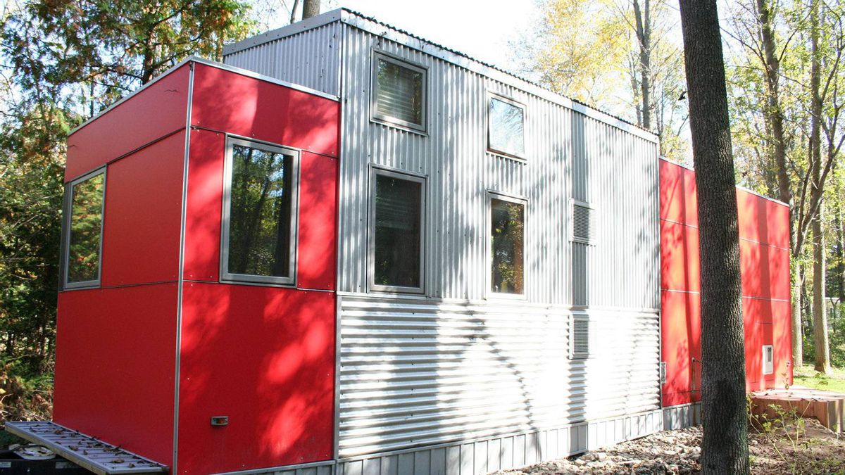 Writer and architect Lloyd Alter bought his miniHome six years ago. He loved the design by Andy Thomson and thought others would too, but ran into a wall of resistance.