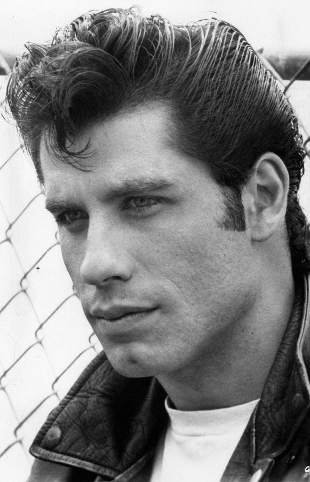 John Travolta: Greased lightning