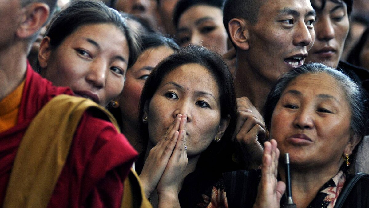 Mr. Sangay's election is being hailed in various circles as either a break from Tibet's feudal past or just a modest stepwise change.