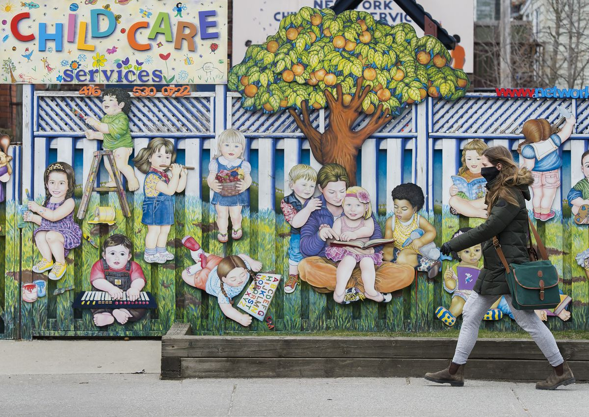 Opinion: The government knows Canada needs a child-care program. So why are we still waiting?