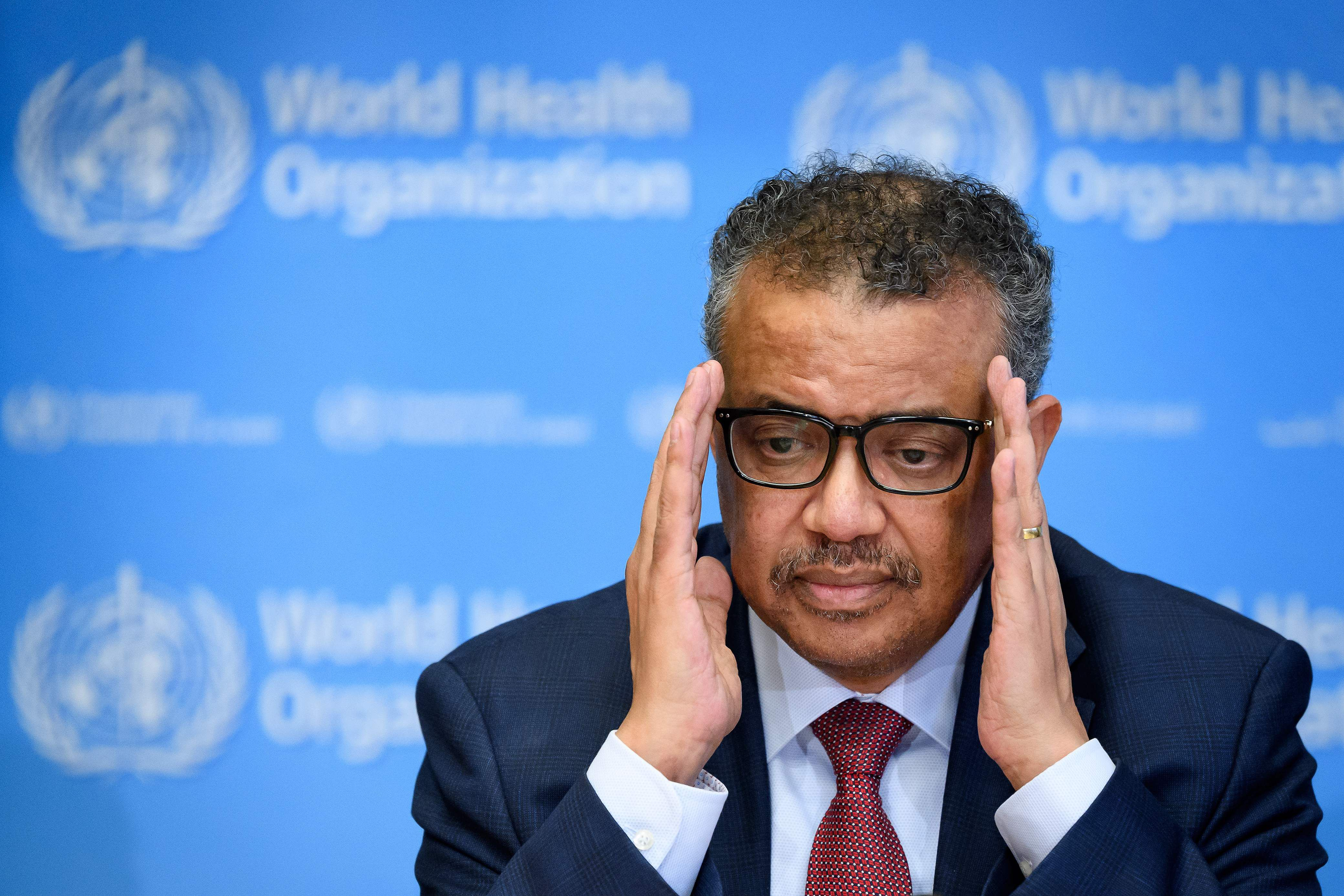 Questions surfacing about history of WHO's director Tedros Adhanom ...
