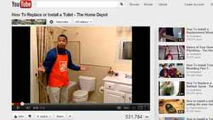 Home Depot found some success by posting informational videos that mirrored common search terms on Google.