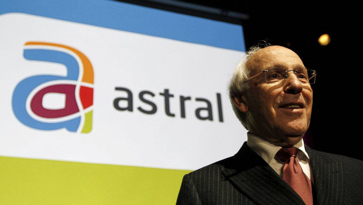 A file photo of Astral Media Inc.'s president and CEO Ian Greenberg.