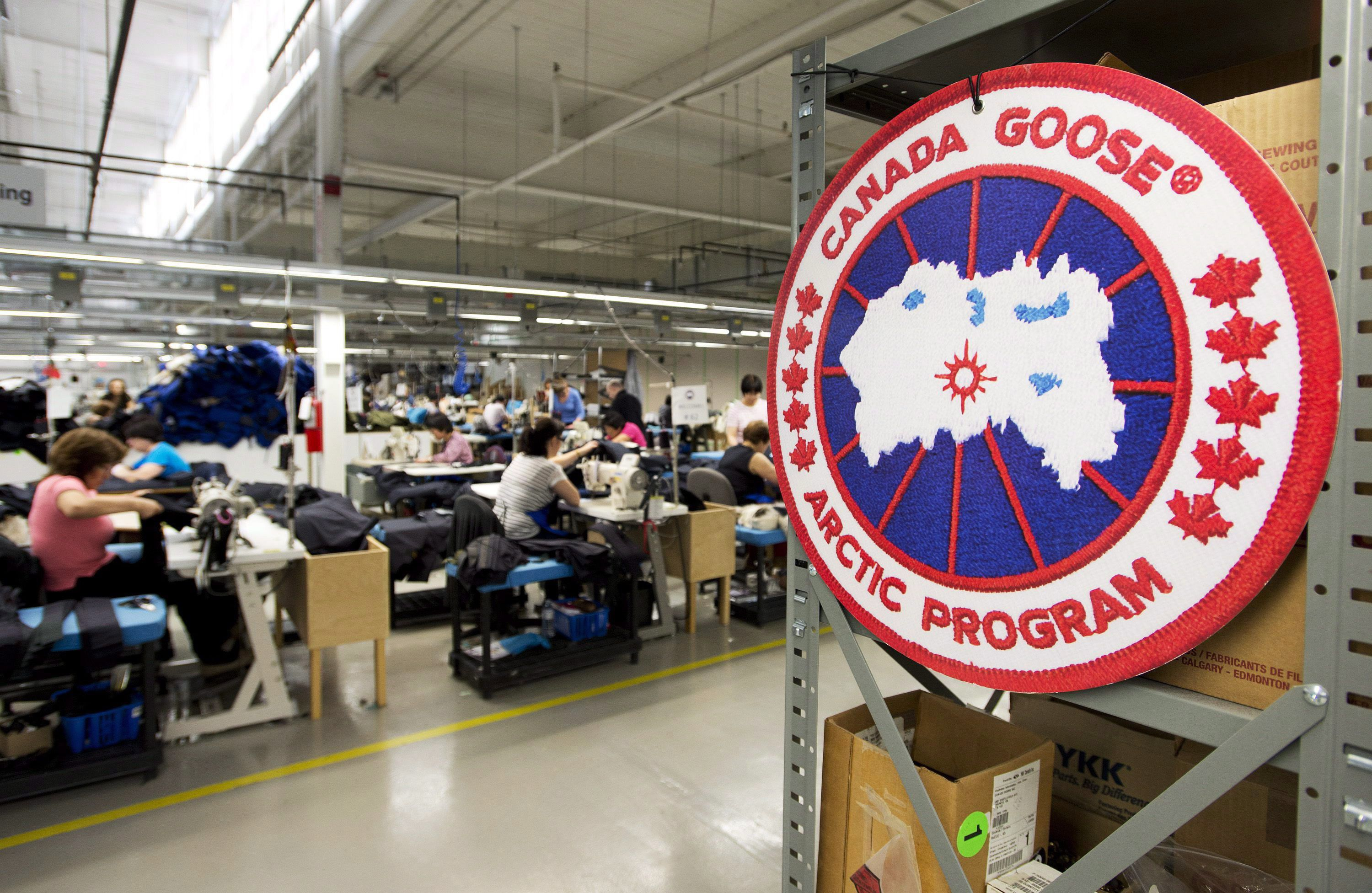 Canada Goose margins miss on higher sales of less profitable, lighter clothes