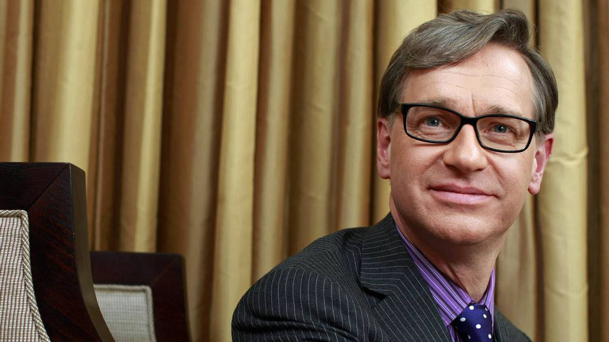 Film director Paul Feig in Los Angeles, Friday, April 29, 2011.