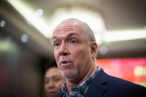BC NDP to reveal party donation limits