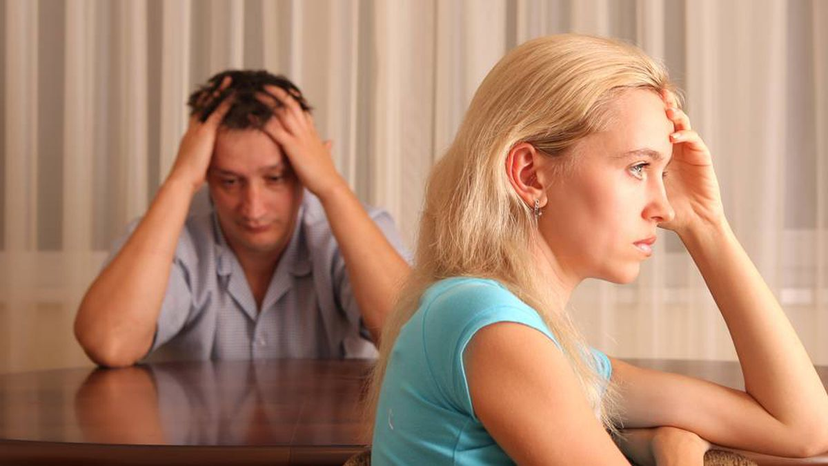 My husband's bad temper is getting worse  What should I do