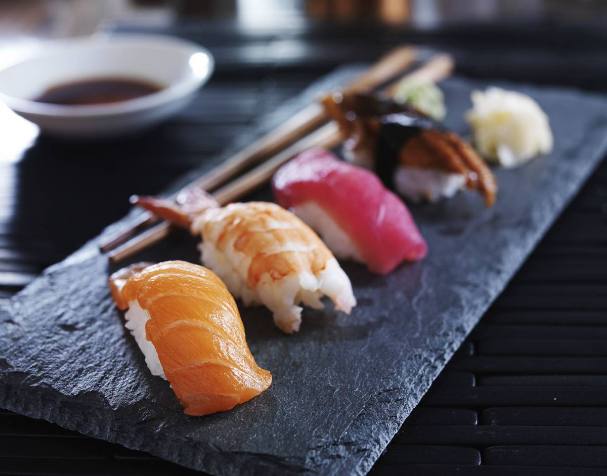 Study by calgary doctors warns home cooks about parasites for Raw fish parasites