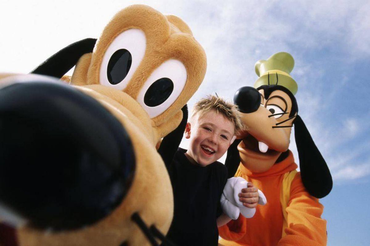 Disney handout