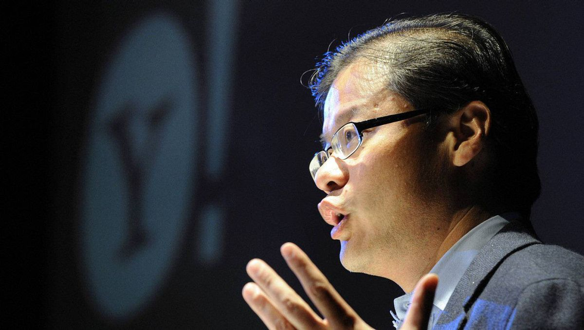Yahoo's Jerry Yang resigns from company