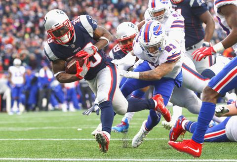 Patriots Benefit From Another Overturned TD With Controversial Play Against Bills