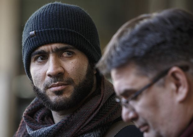 U.S. military court refuses to lift stay of Omar Khadr's appeal