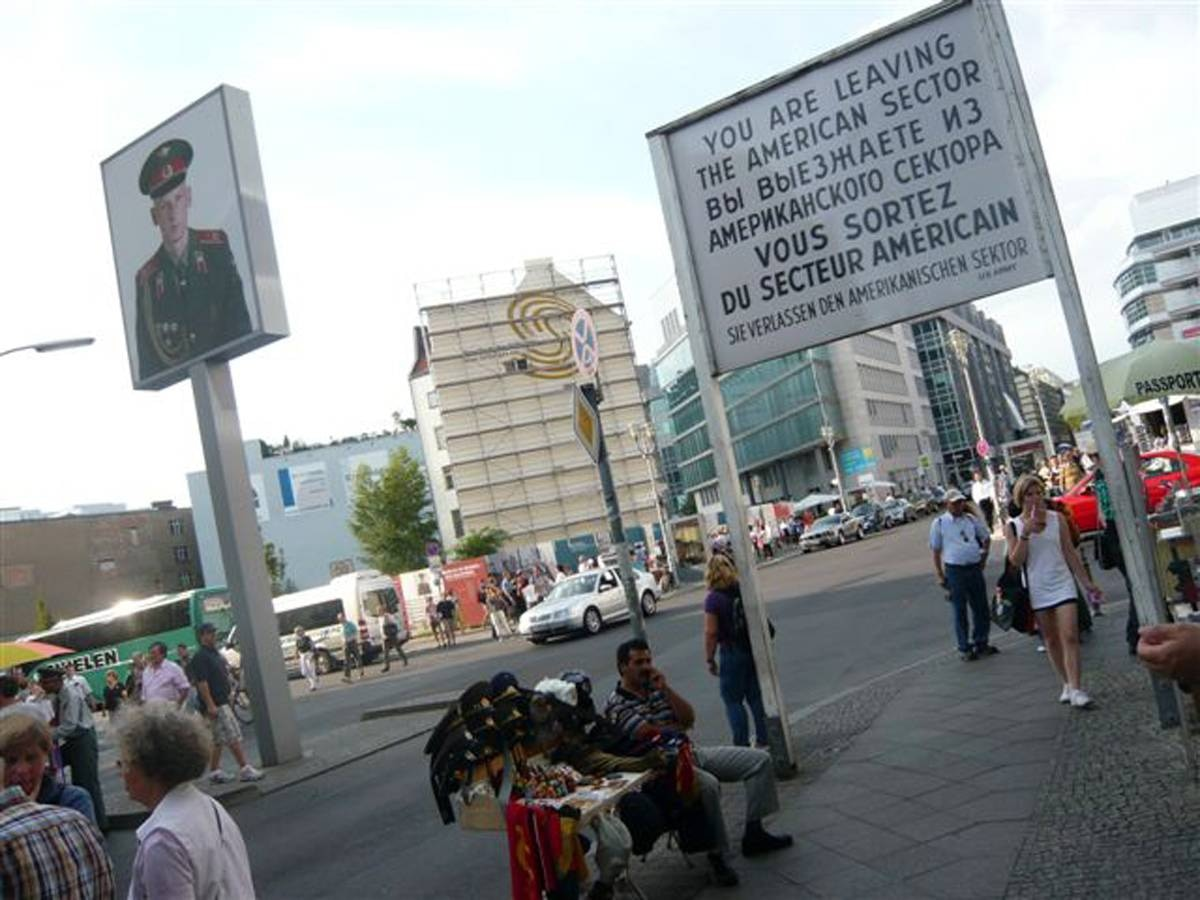 Checkpoint Charlie at the Mauer Museum remains the largest Wall-related tourist draw.