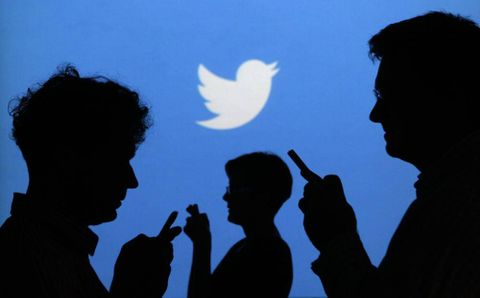Investors eye Twitter's growth in active users