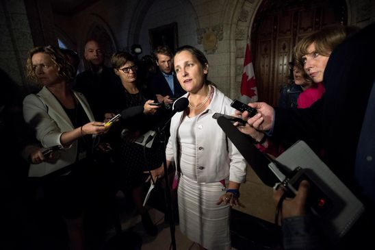 Politics Briefing: Canada not making concessions, Republican charges