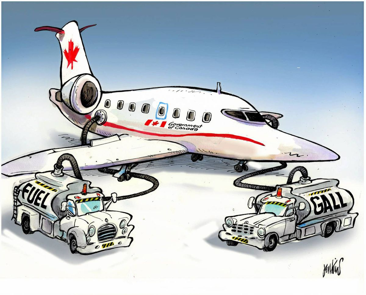 Anthony Jenkins / The Globe and Mail