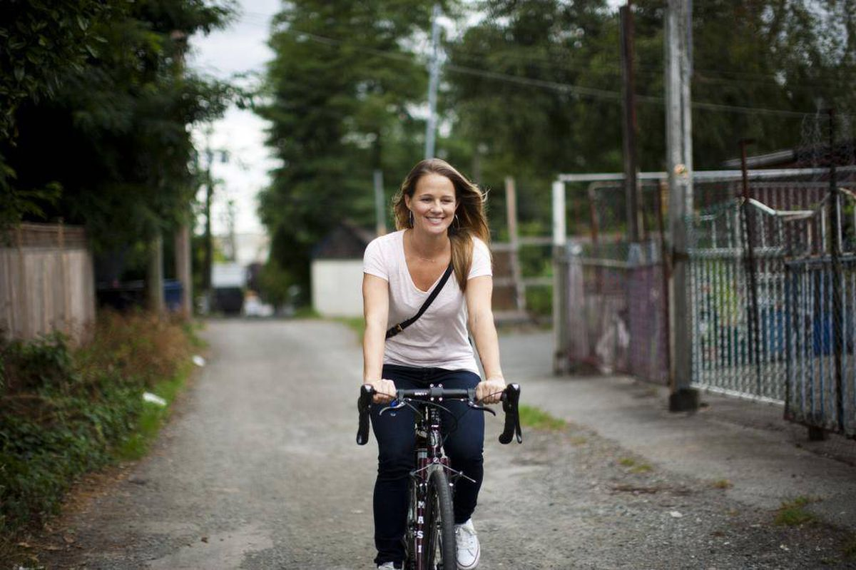Vancouver woman steals bike back after seeing ad for it on