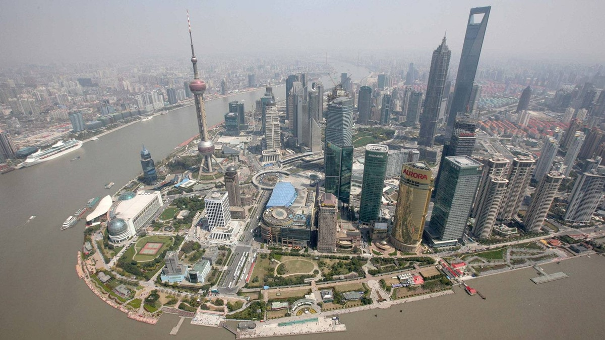 DDB moving its global creative headquarters to Shanghai, the first major agency to make such a move.