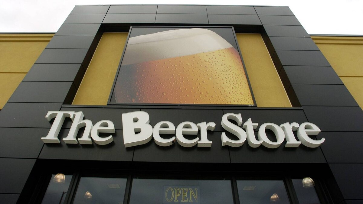 The Beer Store.